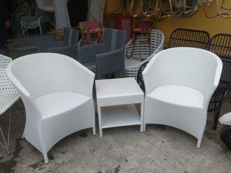 Teras Set Bhd Furniture Wood And Rattan